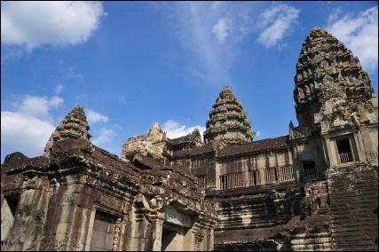 Angkor park, ©iStockphoto.com/caichuqing
