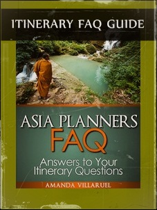 asia planners FAQ cover