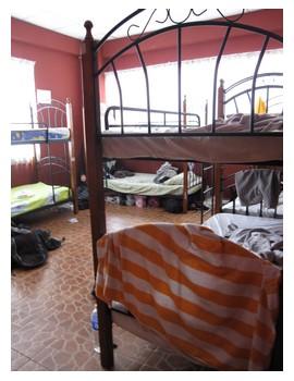 Dorms at Skuba Junkie in Semporna