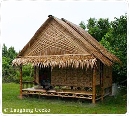 Bungalow at Laughing Gecko in Ao Nang, Thailand