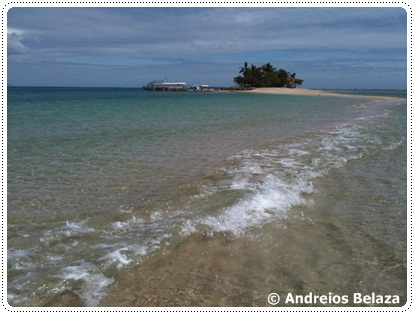 The nice water on Arreceffi island, Palawan