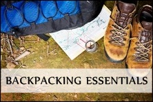 Picture of hiking boots, compass, backpack and a map, Photo: Rapid Eye Media ©iStockphoto.com/Rapid Eye Media