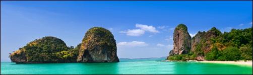 Phra Nang Beach in Railay Krabi, ©iStockphoto.com/mareciok