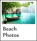 Beach in Ko Phi Phi, South Thailand