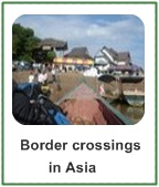 Border crossing in Laos thumb nail