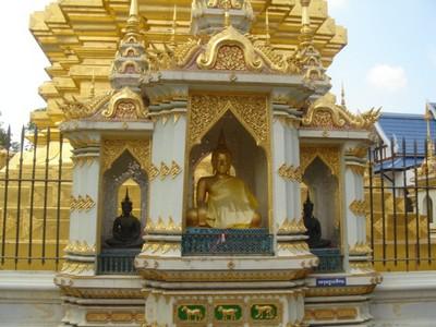 Wat in Chiang Mai, Thailand