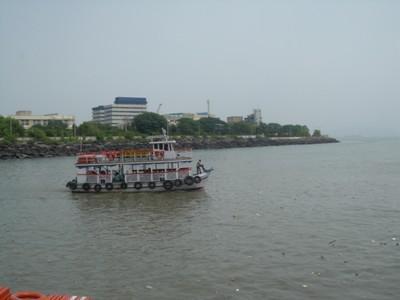 Harbor in Mumbai