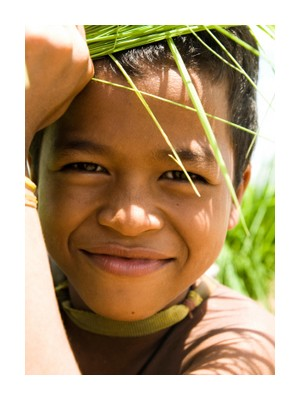 Cambodian boy, ©iStockphoto.com/Robert Churchill