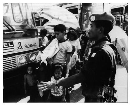 Cambodia history UN facts