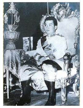 Norodom sihanouk in Cambodia