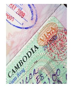 Cambodia tourist visa, ©iStockphoto.com/davincidig