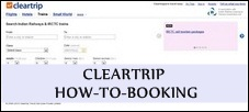 cleartrip step 1 train travel in india cleartrip.com train tickets india