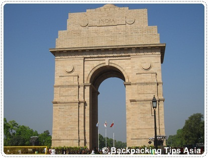 New Delhi in India