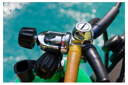 Diving equipment, ©iStockphoto.com/moens