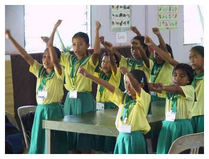Borneo child aid society