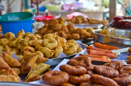 Food in Asia