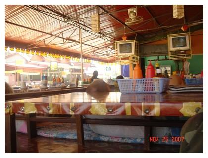 Friends Bar in Vang Vieng