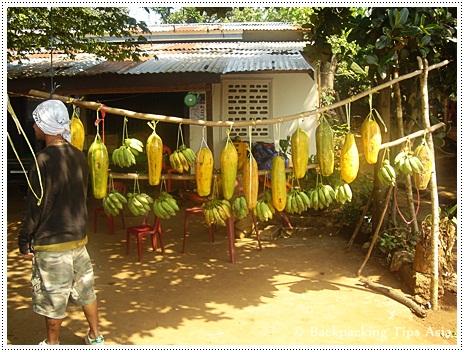 Fruit in Pakse