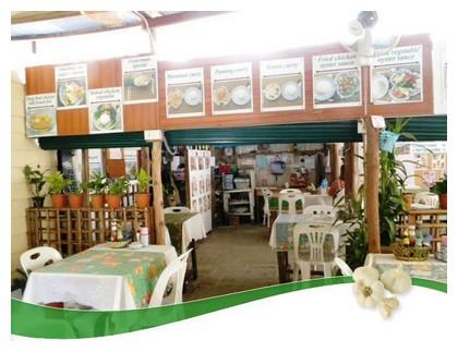 Garlic 1992 restaurant in Ko Phi Phi island