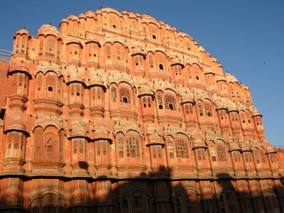Hawa Mahal attraction in Jaipur, India, ©iStockphoto.com/Richard Robinson