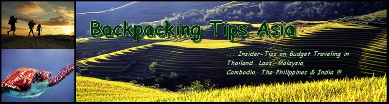 Backpacking Tips Asia Header