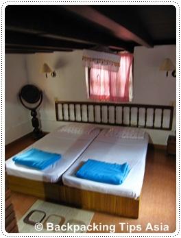 Room at Cherukara Nest