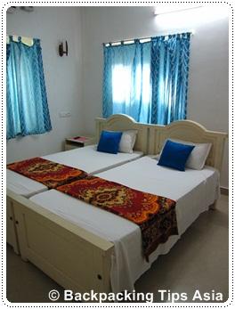 Room at Regal Mansion in Alleppey