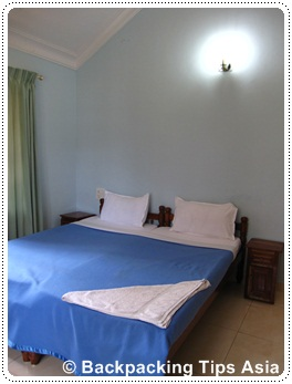 Room at Venice Castle in Alleppey