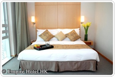 Room at Empire Hotel