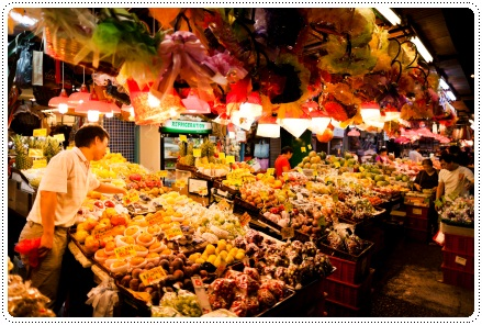food market in hong kong
