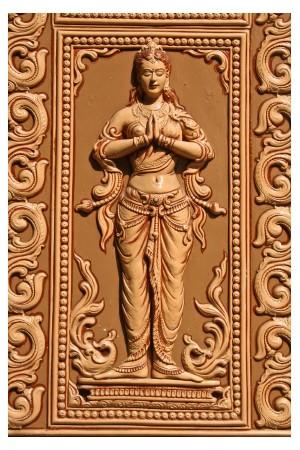 Namaste in India, ©iStockphoto.com/ajaykampani