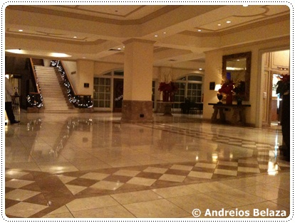 Reception at Intercontinental Manila