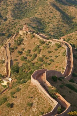 The Jaipur Hill in India