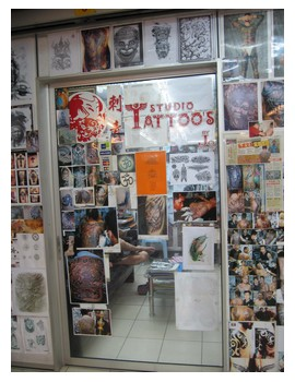Jo Asia World Tattoo Art in Kuala Lumpur