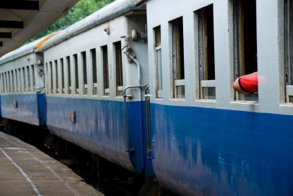 Train Kanchanaburi, ©iStockphoto.com/Joel Carillet