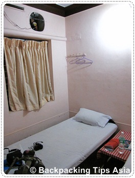 Room at Santa Cruz guesthouse in Fort Kochi, India