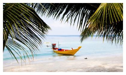 Koh Tao beach in Thailand, ©iStockphoto.com/Kristina Afanasyeva