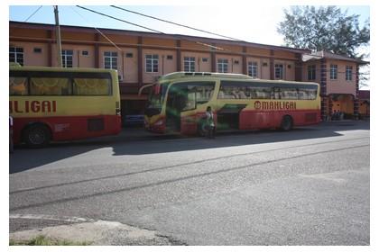 Buses in Kuala Besut
