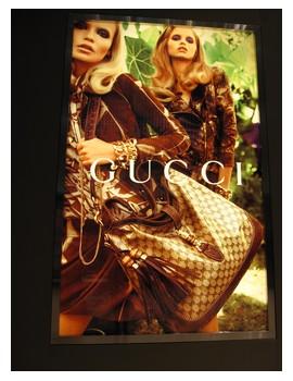 Gucci at Pavilion in Kuala Lumpur