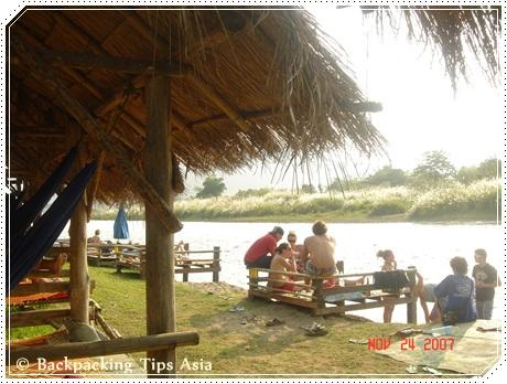 Life in Vang Vieng, Laos