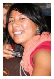 Me in Luang Prabang, Laos