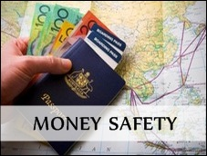 Picture of passport, money and map, Photo: Unknown photographer ©iStockphoto.com