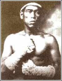 A muay thai legend - Nai Kanom Tom