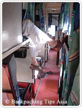 Bus from Mumbai to Palolem in Goa, India