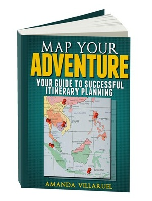 map your adventure india ebook cover 3D