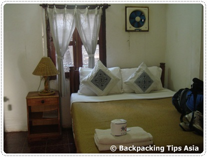 Room at Phousy Guesthouse 3 in Luang Prabang