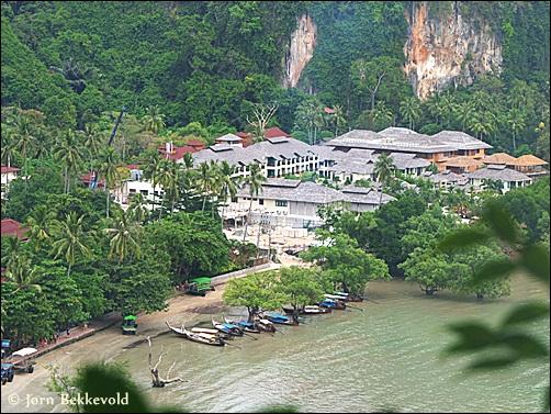 View of East Side Railay Krabi
