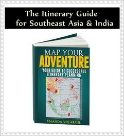 Map Your Adventure itinerary ebook