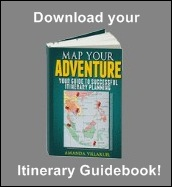 Map Your Adventure ebook banner