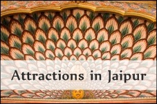 Attractions in Jaipur